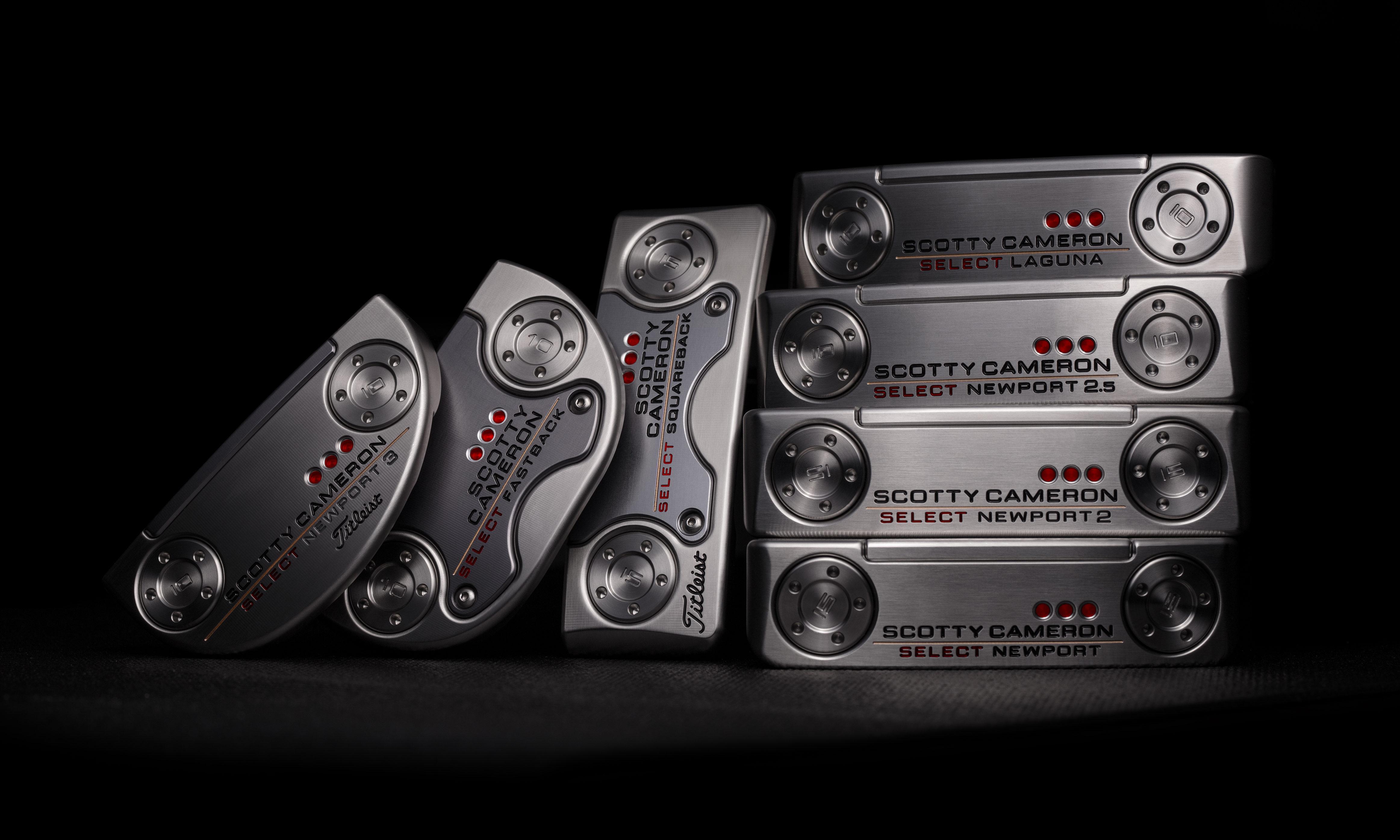 Scotty Cameron lancerer nye modeller: Se dem her