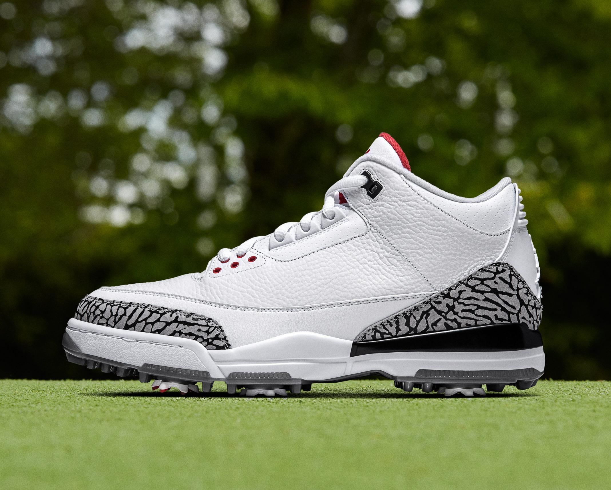 air jordan III golf ny sko 2018