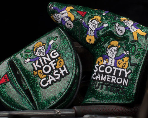 Scotty Cameron præsenterer nye, kreative headcovers