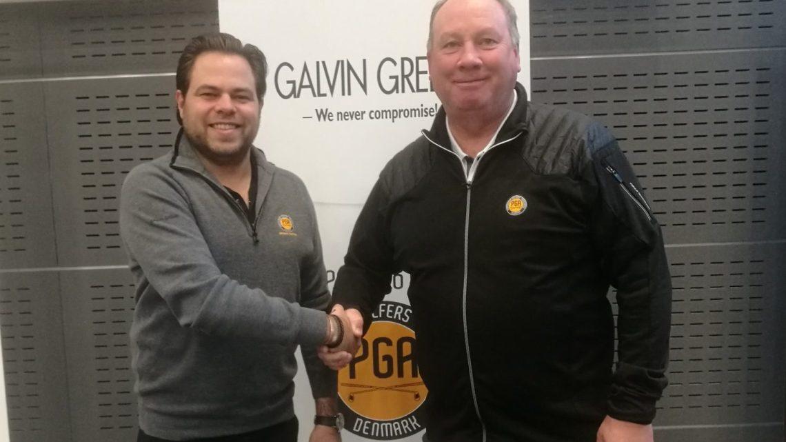 Din lokale PGA-pro fortsætter med at gå i Galvin Green