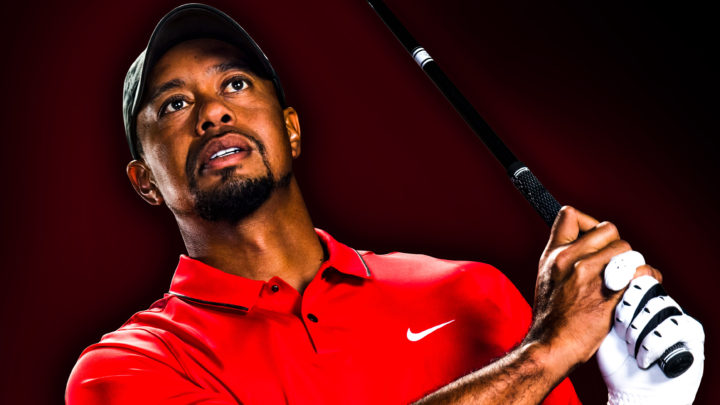 tiger woods 2018 bridgestone