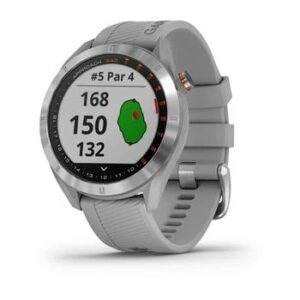Garmin Approach S40 GPS Golf Watch - Powder Grey