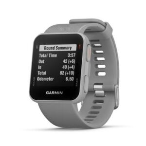 Garmin S10 GPS Watch - Powder Grey
