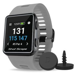 Shot Scope V3 GPS Golf Watch and Game Tracker