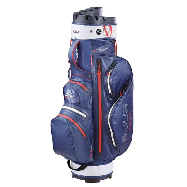 Big Max Aqua Silencio 3 Vognbag Navy/silver/red