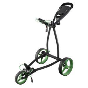 Big Max Blade IP 3-hjulet vogn Sort/Lime
