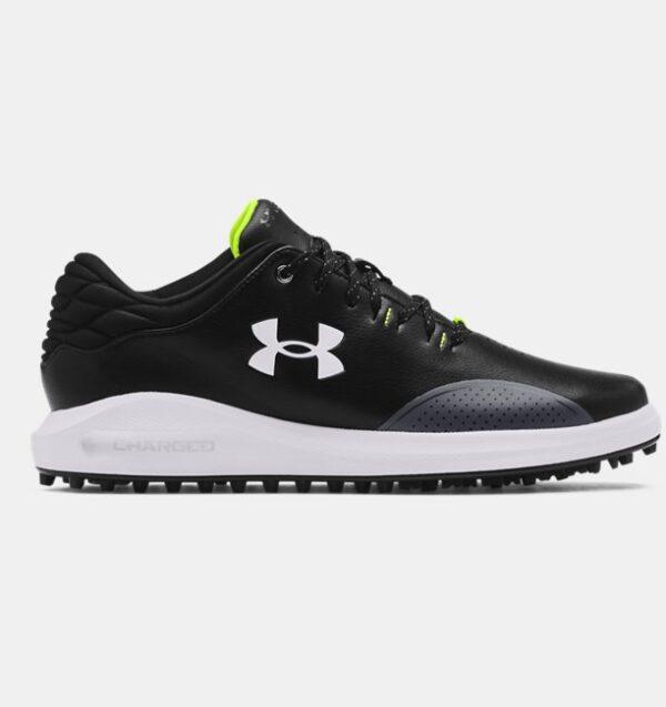 Men's UA Draw Sport Spikeless Wide E Golf Shoes