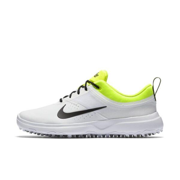 Nike Akamai - golfsko til kvinder - Hvid
