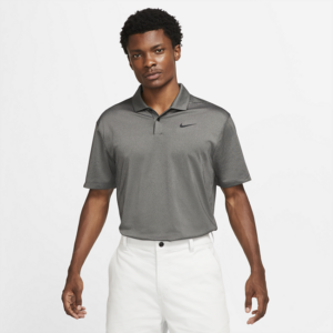 Nike Dri-FIT Vapor-golfpolo til mænd - Grå