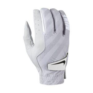 Nike Tech - golfhandske til mænd (højre, almindelig) - Hvid