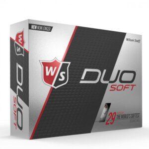 WilsonStaff DUO Soft White Logobolde
