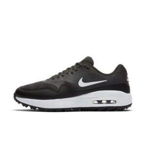 Nike Air Max 1 G-golfsko til kvinder - Sort