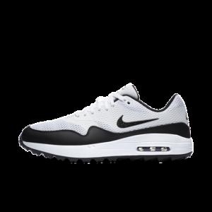 Nike Air Max 1 G-golfsko til mænd - Hvid