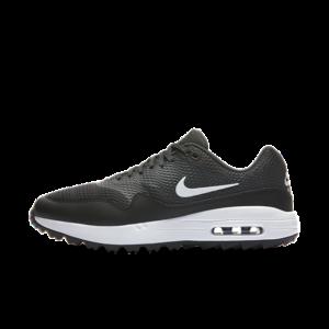 Nike Air Max 1 G-golfsko til mænd - Sort