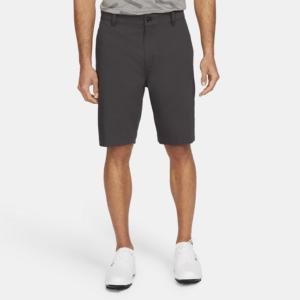 Nike Dri-FIT UV-golf chino-shorts (27 cm) til mænd - Grå