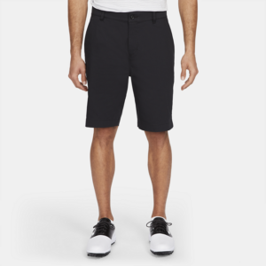 Nike Dri-FIT UV-golf chino-shorts (27 cm) til mænd - Sort