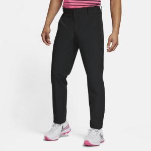 Nike Dri-FIT Vapor-golfbukser med slank pasform til mænd - Sort