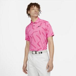 Nike Dri-FIT Vapor-golfpolo til mænd - Pink
