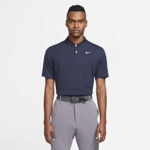 Nike Dri-FIT-golfpolo til mænd - Blå