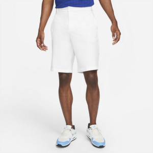 Nike Dri-FIT-golfshorts til mænd - Hvid