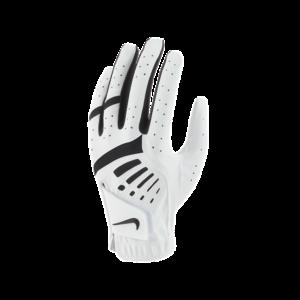 Nike Dura Feel IX-golfhandske - Hvid