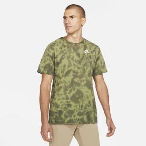 Nike Tie-dye-Golf-T-shirt til mænd - Grøn