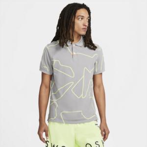 The Nike Polo med slank pasform til mænd - Grå