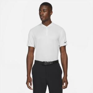 Nike Dri-FIT ADV Tiger Woods-golfpolo til mænd - Grå