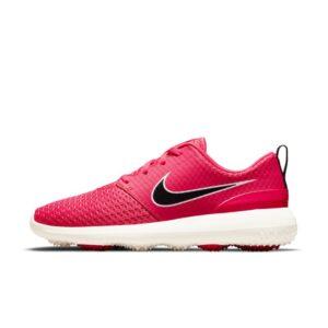 Nike Roshe G-golfsko til kvinder - Rød